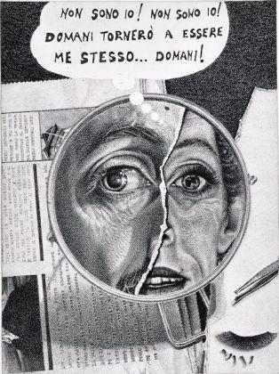 Piero-Dosi-Autoritratto-1977-rapidograph-su-carta