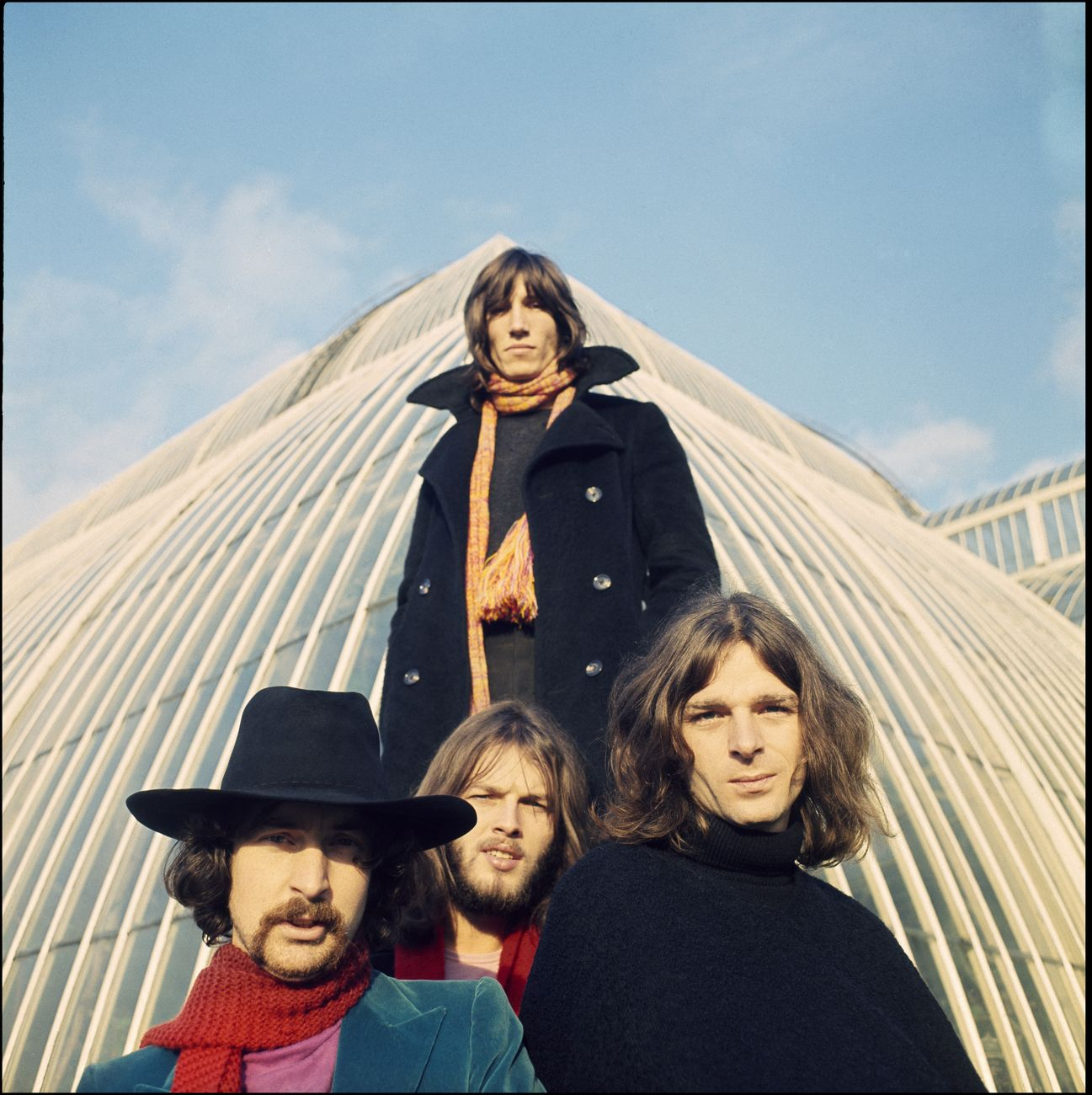 Pink Floyd. Photo Storm Thorgerson © Pink Floyd Music Ltd