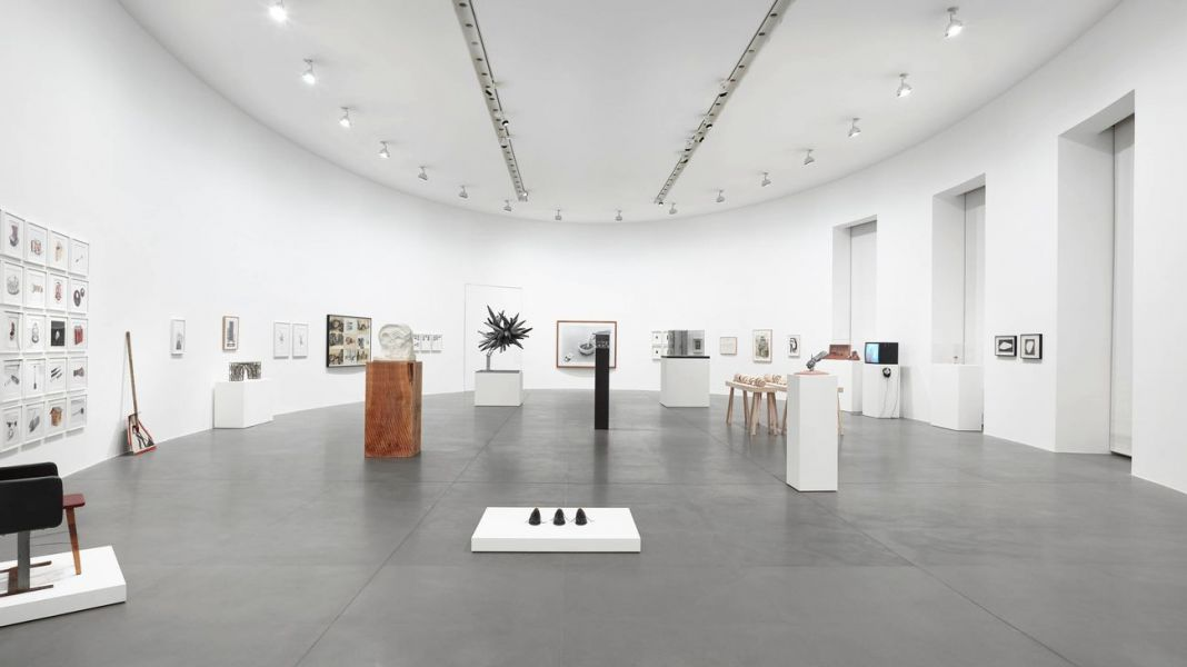 Prototypology, An Index of Process and Mutation. Installation view at Gagosian Gallery, Roma 2016. Photo Matteo D'Eletto M3 Studio. Courtesy Gagosian