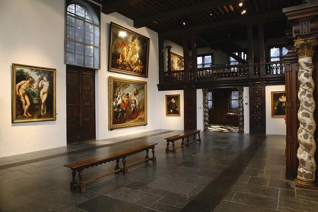 Rubenshuis di Anversa