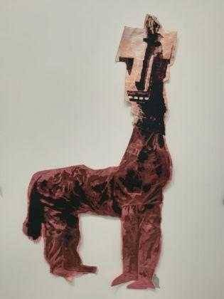 Sally Smart, Horse Craft (Pink), 2016