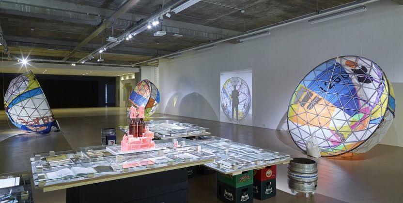 Sensory Spaces 12 - Abraham Cruzvillegas. Museum Boijmans Van Beuningen, Rotterdam 2017