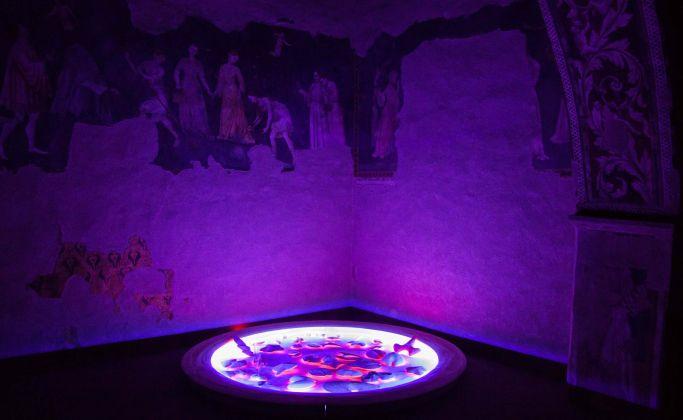 Lightquake a Spoleto. ph. Gaetano Corica