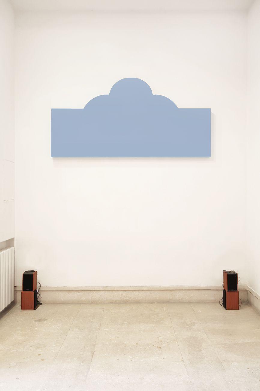 Silvia Mariotti, Angelico, 2015. Installation view at Galleria A plus A, Venezia