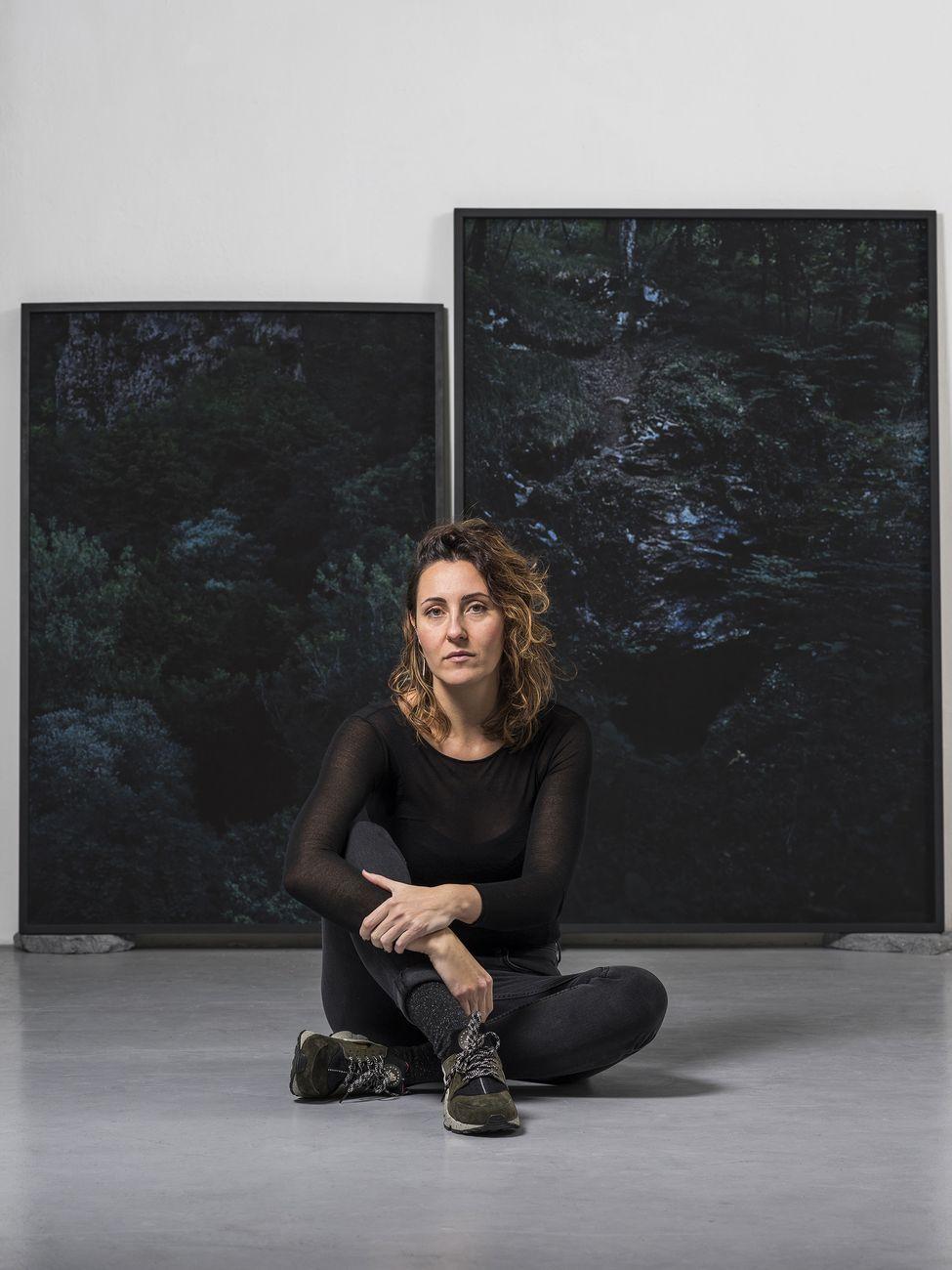 Silvia Mariotti. Photo Cosimo Filippini