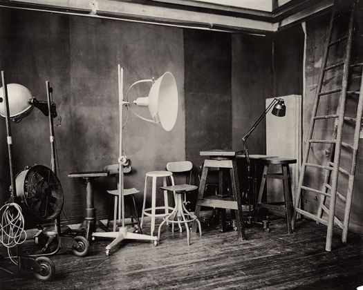 Studio, Paris 2002 © Paolo Roversi