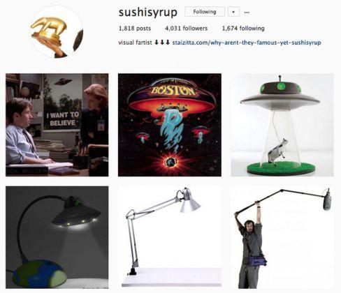 Sushisyrup su Instagram