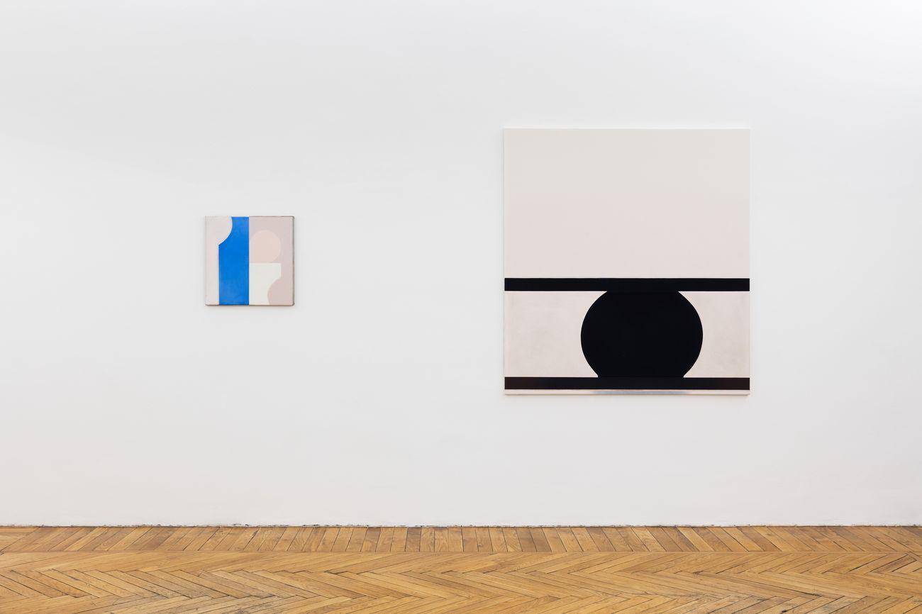 Svenja Deininger, Untitled, 2017. Photo Andrea Rossetti. Courtesy Federica Schiavo Gallery