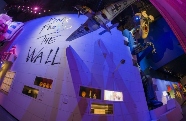The Pink Floyd Exhibition. Their Mortal Remains