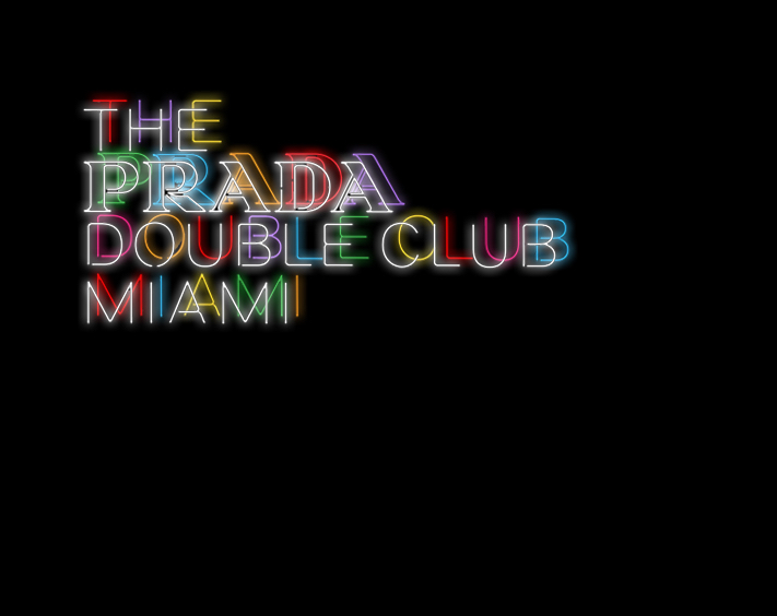 """""""The Prada Double Club Miami"""" A project by Carsten Höller Rendering Courtesy of the artist and Fondazione Prada"""