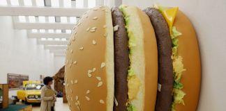 Tom Friedman, Big Big Mac, 2013. Courtesy Luhring Augustine, New York