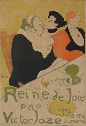 Toulouse Lautrec, Reine de Joie (1892) ©Peter Schächli