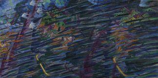 Umberto Boccioni, Stati d'animo. Quelli che vanno, 1911 Milano, Museo del Novecento © Comune di Milano, tutti i diritti di legge riservati