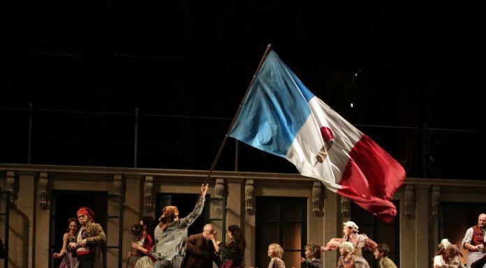 Umberto Giordano, Andrea Chénier. Regia di Mario Martone. Teatro alla Scala, Milano 2017. Photo credit Brescia - Amisano, Teatro alla Scala