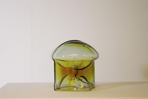 Umberto Riva, lampada da tavolo Medusa, 1972, prod. VeArt