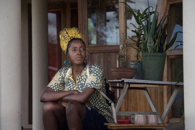 Uriel Orlow, Imbizo Ka Mafavuke, 2017 (photo Austin Malema), courtesy of the artist
