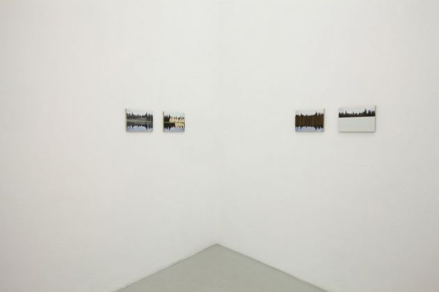 Vlatka Horvat. Surroundings. Installation view at Renata Fabbri arte contemporanea, Milano 2017