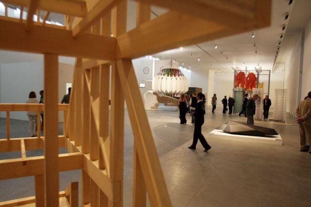 YouPrison. Riflessioni sulla limitazione di spazio e libertà. Exhibition view at Fondazione Sandretto Re Rebaudengo, Torino 2008