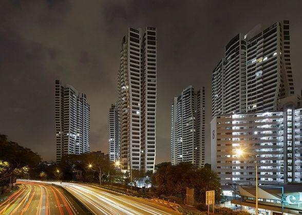 Zaha Hadid Architects, D'Leedon, Singapore