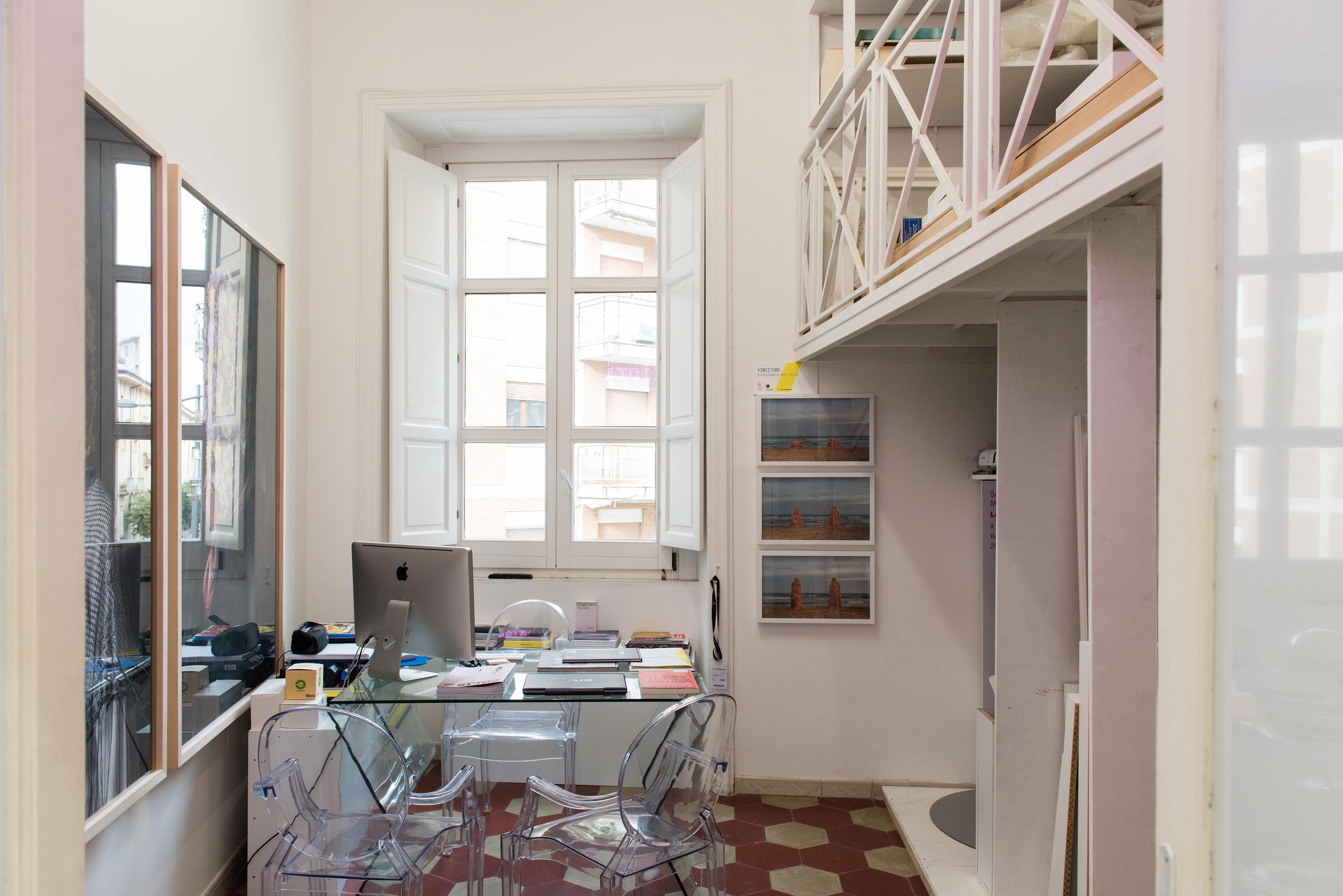 aA29 Project Room,nuovi spazi a Palazzo dei Commestibili