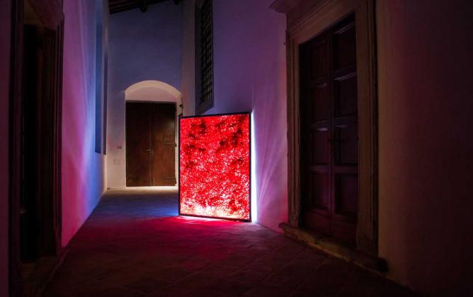 Lightquake a Gubbio. ph. Gaetano Corica