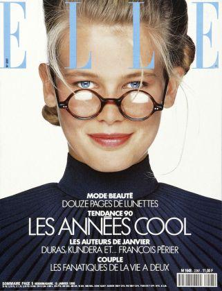 Elle France 1990 ©OlivieroToscani