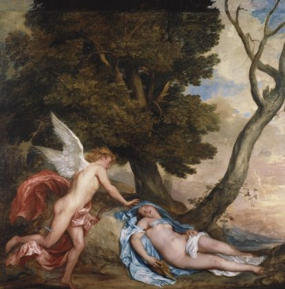 Anthony van Dyck, Cupid and Psyche, Royal Collection Trust -© Her Majesty Queen Elizabeth II 2018