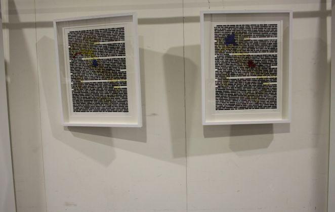 Emilio Isgrò, litografie, a cura della Galleria d'arte Il Vicolo