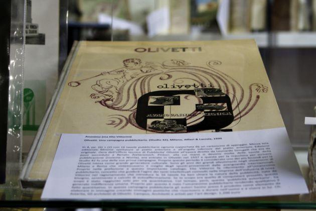 tavola di Giovanni Pintori per Studio 42 Olivetti (1939), Libreria Antiquaria Coenobium (Asti)