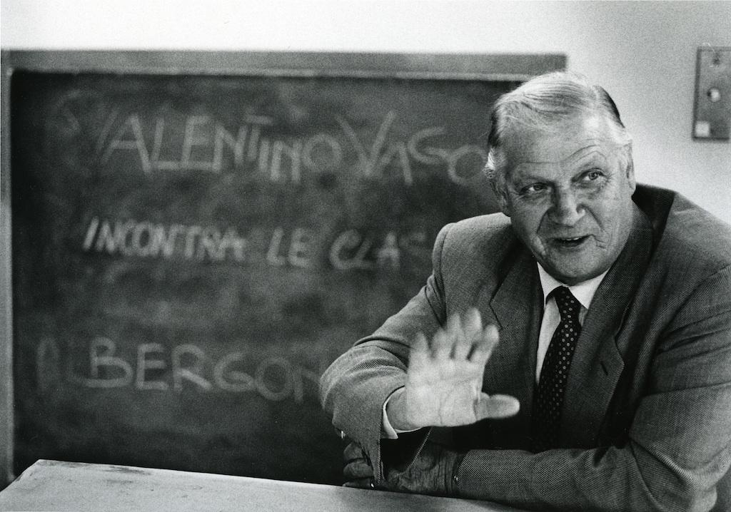 Valentino Vago a Reggio Emilia
