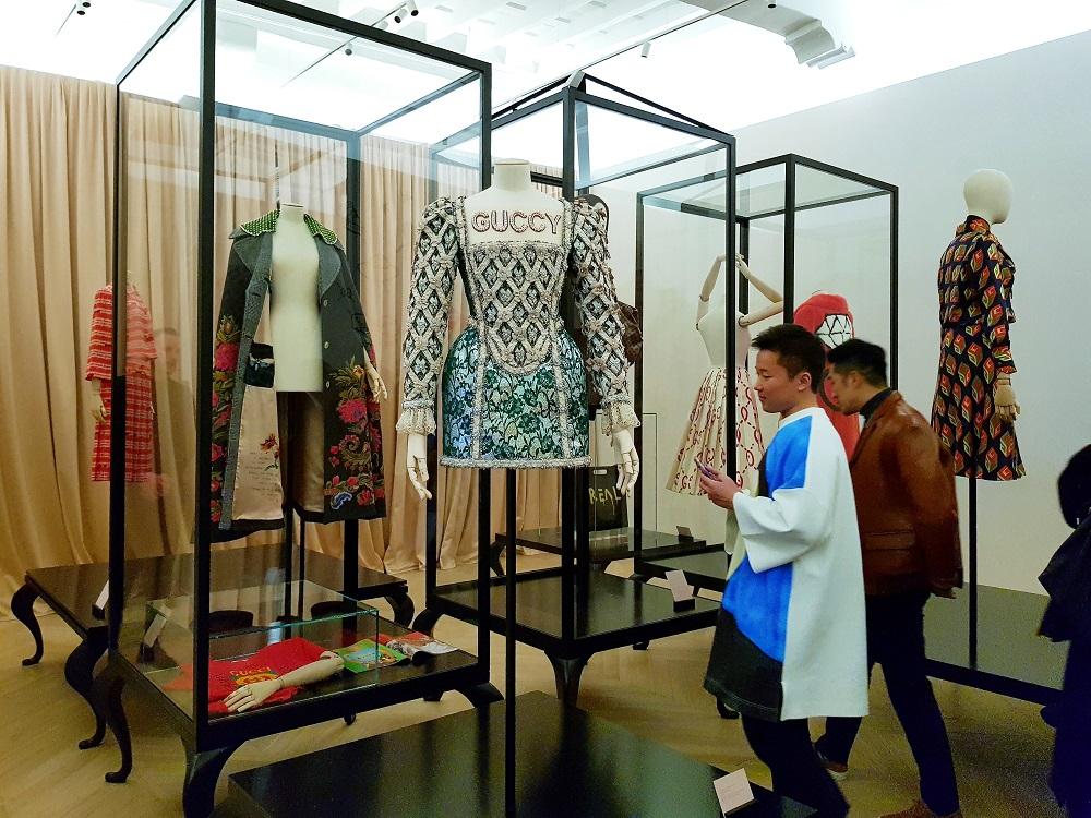 5a8ad67d6ac Inaugura a Firenze Gucci Garden. Le immagini