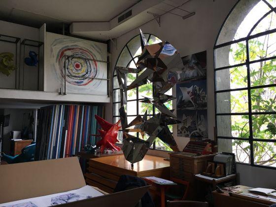 Atelier di Nino Mustica