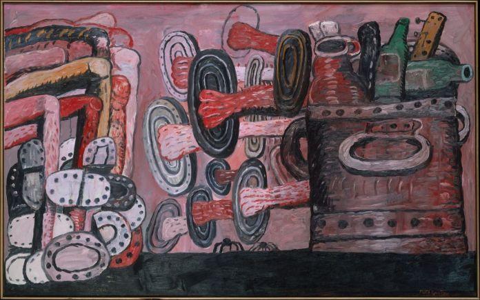 Philip Guston, The Street, 1977