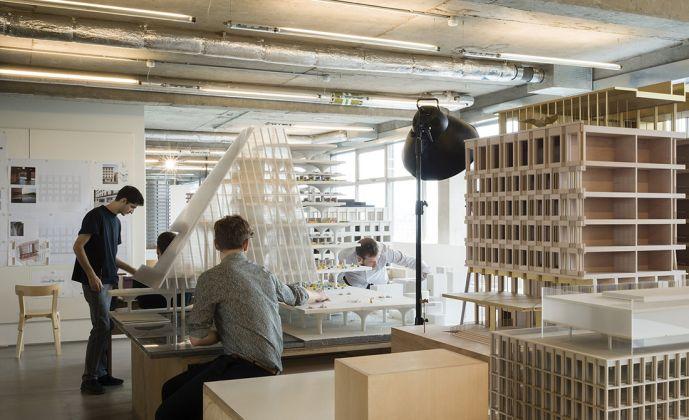 David Chipperfield Architects London - © Marc Goodwin