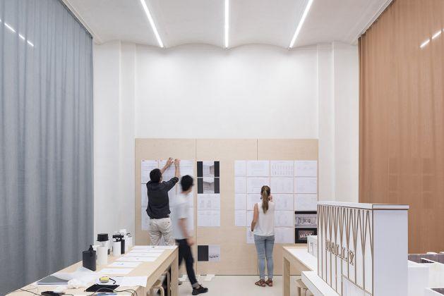 David Chipperfield Architects Milan - © Paola Pansini