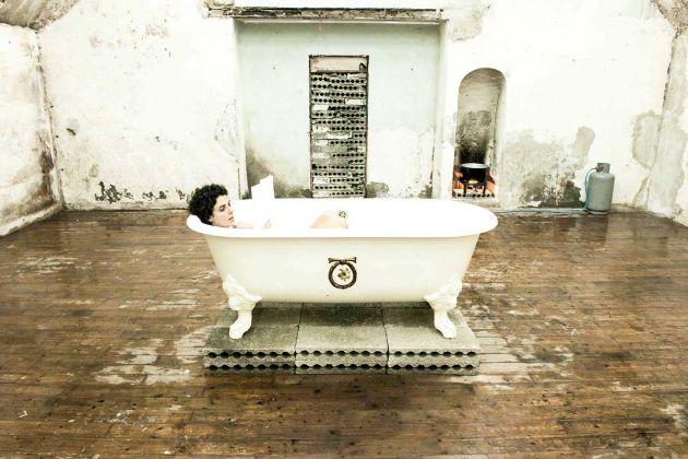 g.olmo stuppia a Napoli, foto Andrea Bove