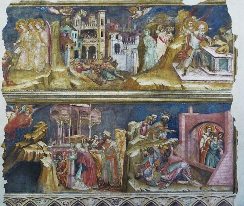 Cappella della reggia carrarese