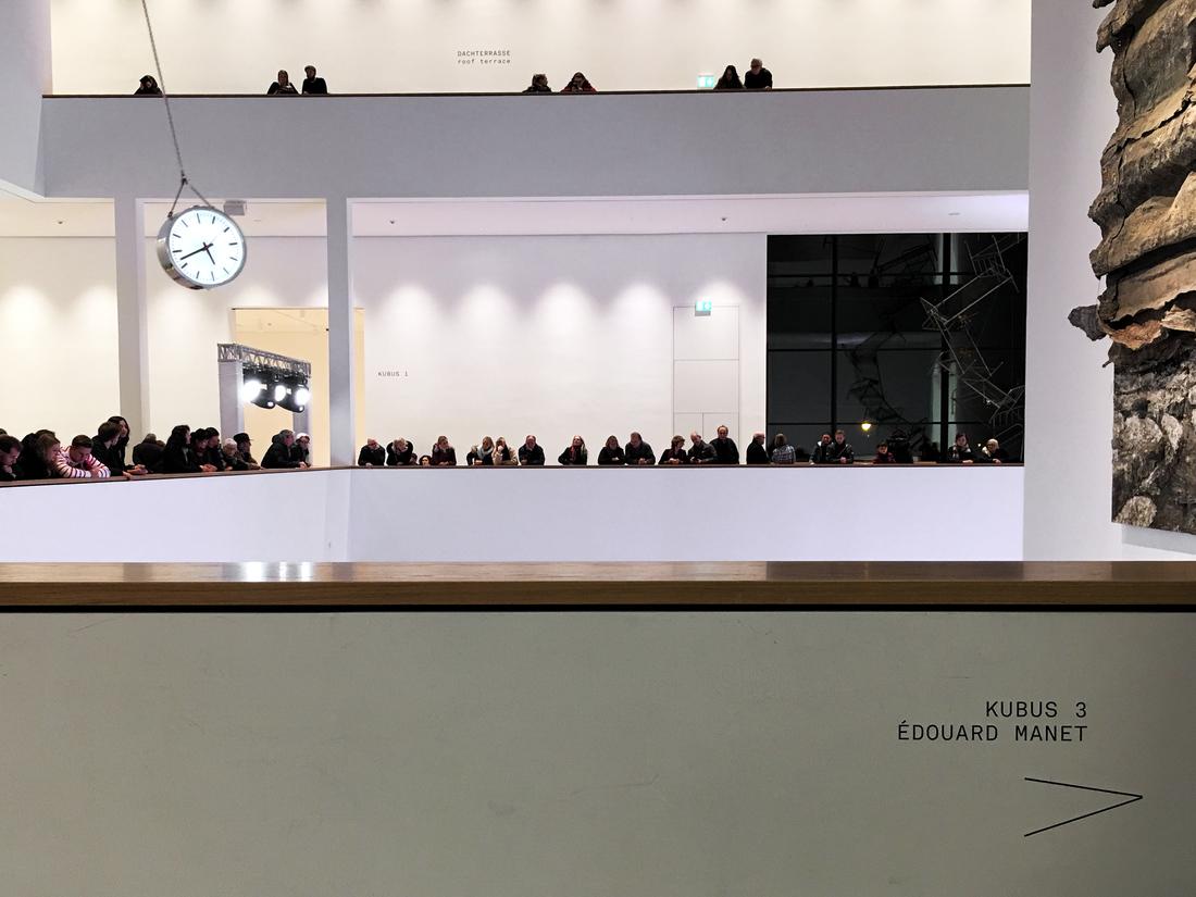 Kunsthalle di Mannheim ph. Erika Pisa