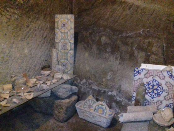 Acquaquiglia del Pozzaro. Alcuni reperti che risalgono a circa 250 anni fa. Photo © Fabio Pariante