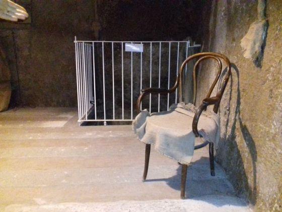 Acquaquiglia del Pozzaro. La sedia vuota per la Bella 'Mbriana. Photo © Fabio Pariante