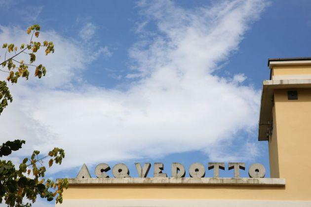 Acquedotto Spinadello, Forlimpopoli. Photo Leonardo Crociani