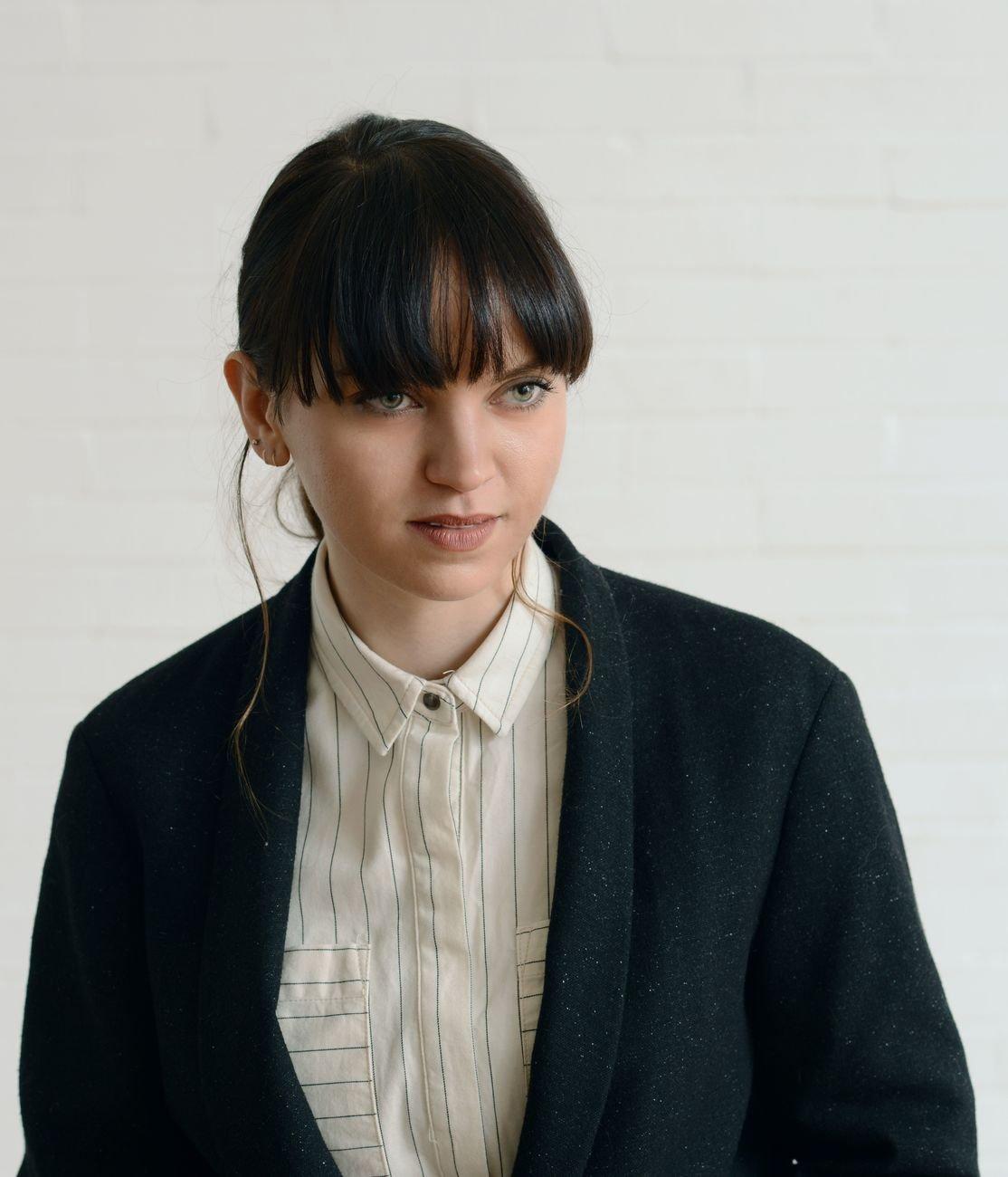 Adelita Husni-Bey. Photo Andrea Artemisio