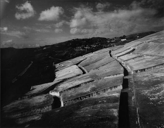 Alberto Burri, Grande Cretto di Gibellina - foto Aurelio Amendola