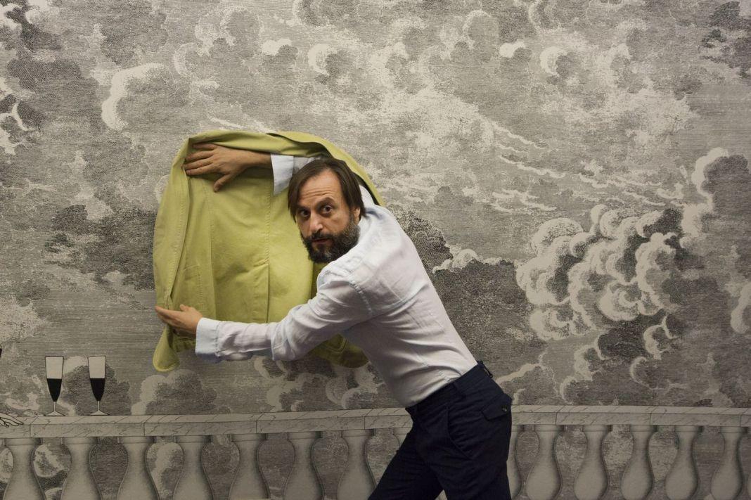 Alex Cecchetti, Il Louvre senza il Louvre, 2017. Photo © Valeria Palermo