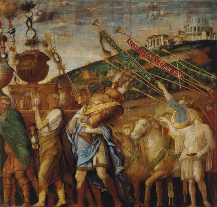 Andrea Mantegna (1430?1506), The Triumph of Caesar The Vase Bearers, c. 1485?1506, Royal Collection Trust � Her Majesty Queen Elizabeth II 2018 (1200x1146)