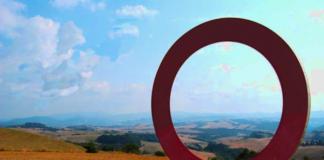 L'Anello di San Martino di Mauro Staccioli