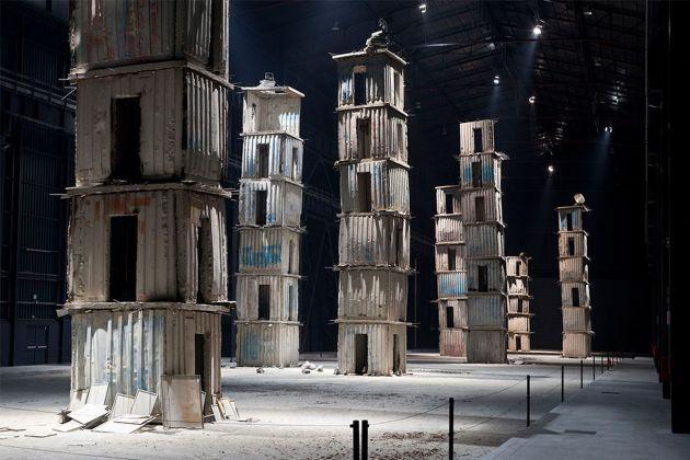 Anselm Kiefer, I Sette Palazzi Celesti, 2004. Milano, HangarBicocca