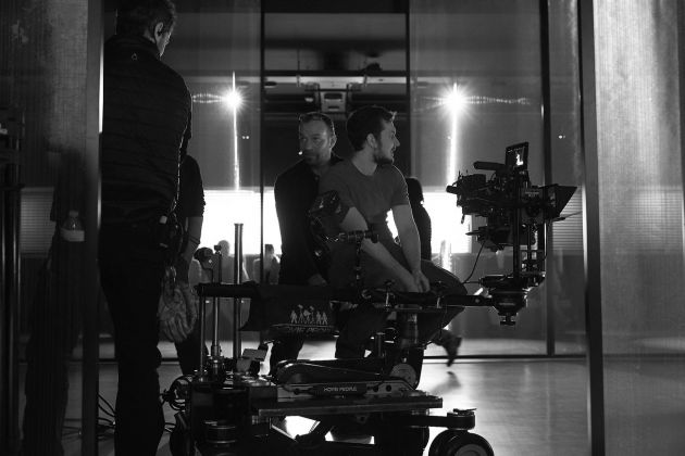 Armani Laboratorio. The FIlming. Courtesy of Giorgio Armani