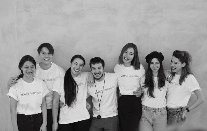 Armani Laboratorio. The Students. Courtesy of Giorgio Armani. Photo credit Tommaso Gesuato