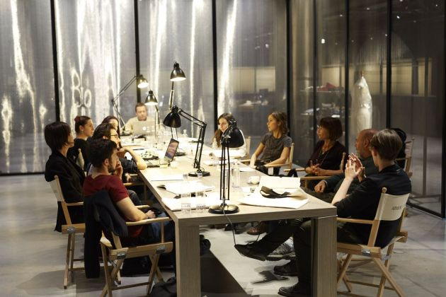 Armani Laboratorio. The Workshop. Courtesy of Giorgio Armani